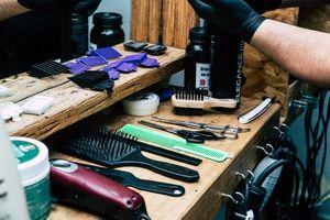 Оборудване за фризьорски салон 4  - детайли